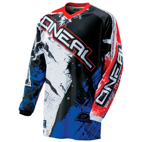 ONeal Element Bike Jersey Longsleeve Children Shocker colourful